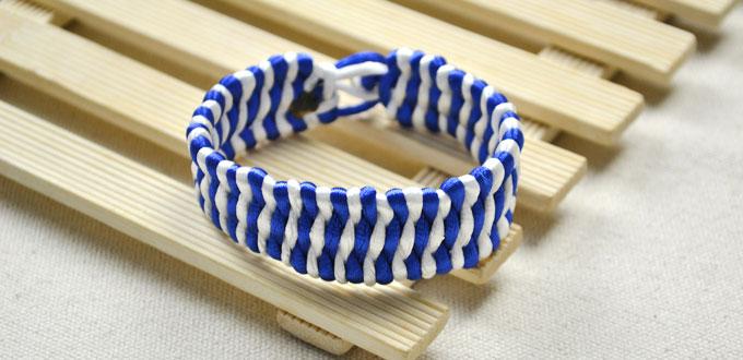 Nylon Cord Friendship Bracelet