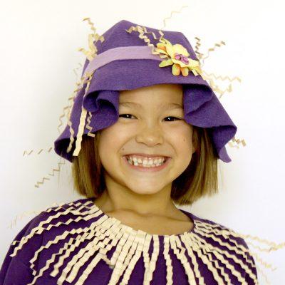 No-Sew Felt Scarecrow Hat   Fun Family Crafts  No-Sew Felt Sca...