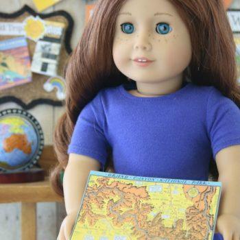 Doll-Sized Maps