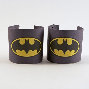 Batman Wrist Cuffs
