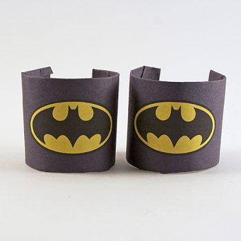 Batman Wrist Cuffs