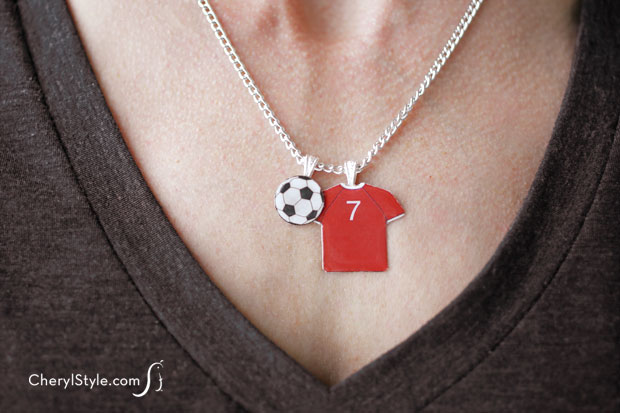 Sports Necklace