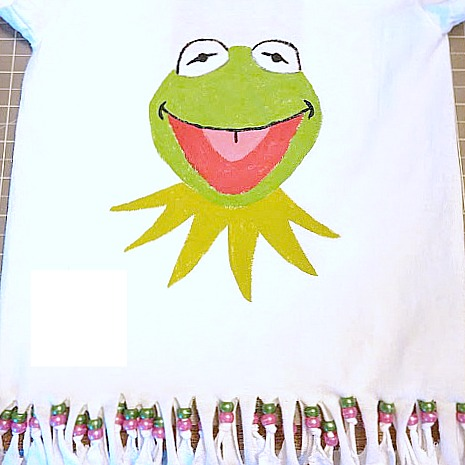 Muppets Painted Tees