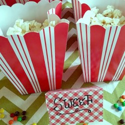 Movie-Themed Birthday Party