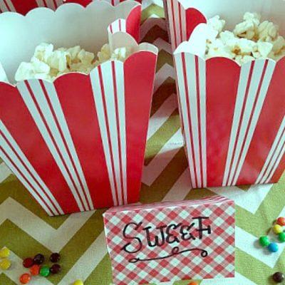 Movie-Themed Birthday Party