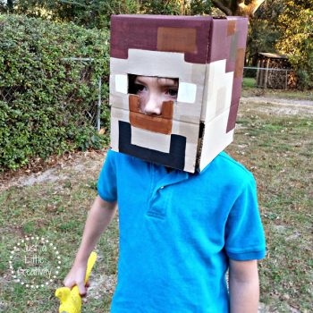 Easy Minecraft Costume