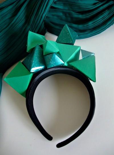 Emerald City Headband