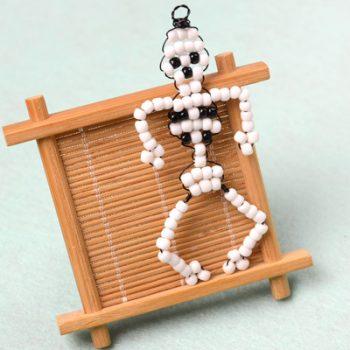 Beaded Skeleton