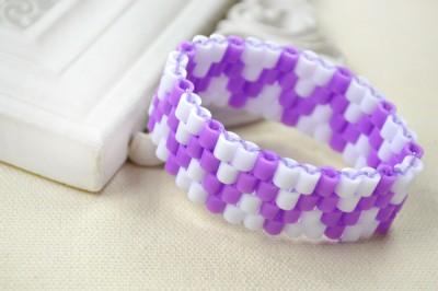 Perler Bead Bracelet