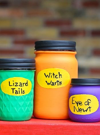 Magic Potion Jars