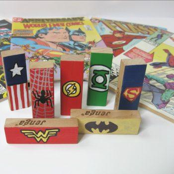 Decorated Game Blocks