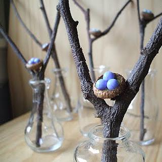 Acorn Cap Bird Nest Fun Family Crafts