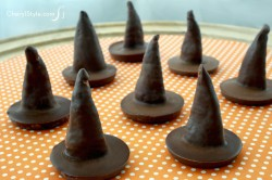 Halloween Witch Hat Treats