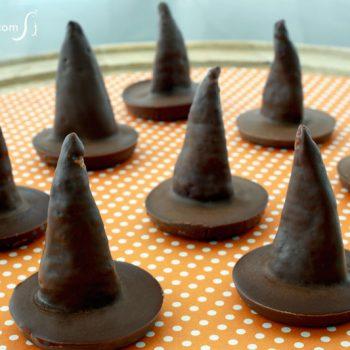Halloween Witch Hat Treats