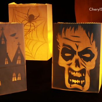 Halloween Luminaries