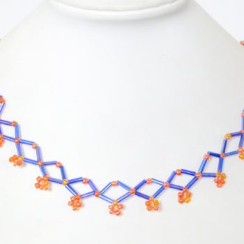 Bugle Bead Necklace