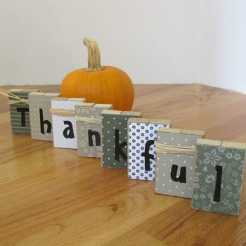 Thankful Blocks