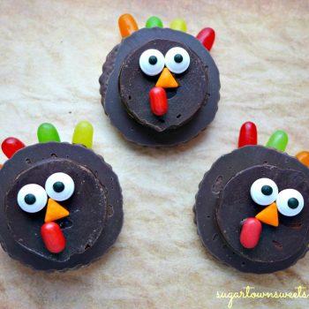 Tasty Turkey Craft
