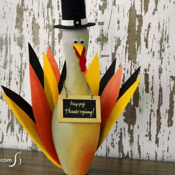 Bowling Pin Turkey