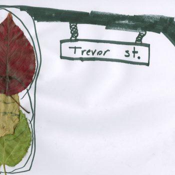 Traffic Light Leaf Craft