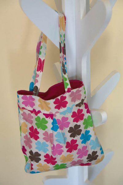 Easy Fabric Tote