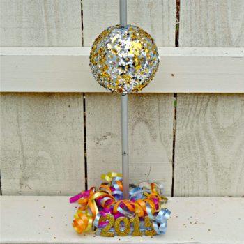 New Years Eve Mini Ball Drop