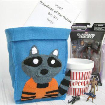 Rocket Raccoon Gift Bag