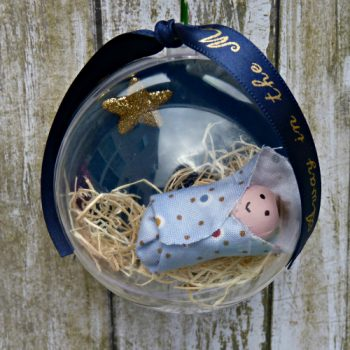 Baby Jesus Ornament