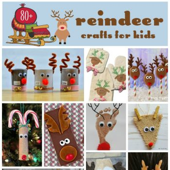 Reindeer Crafts and Recipes