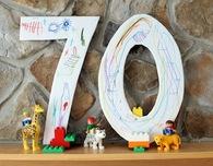 Big Birthday Numbers