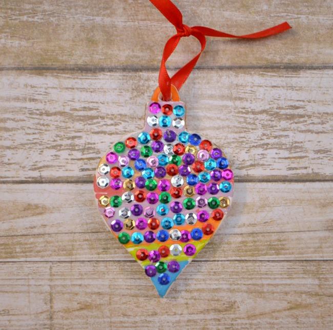 Sequin Ornament