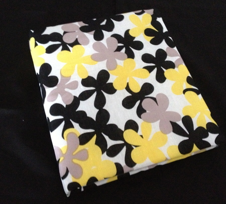 Fabric-Covered Memory Book