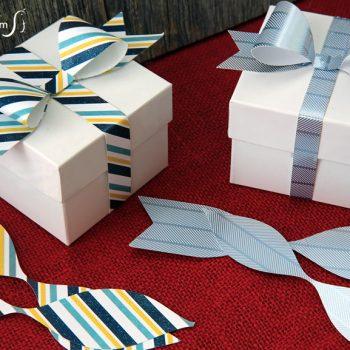 Printable Christmas Bows