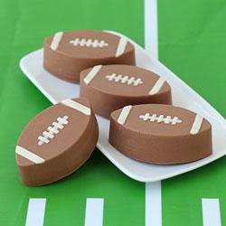 Fudge Footballs