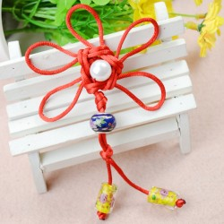 Decorative Flower Knot