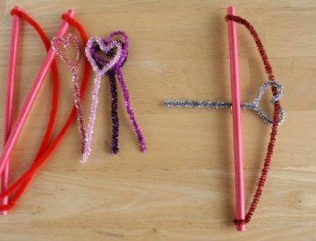 Cupid's Bow and Arrow