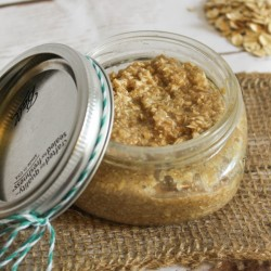 Oatmeal Cookie Hand Scrub