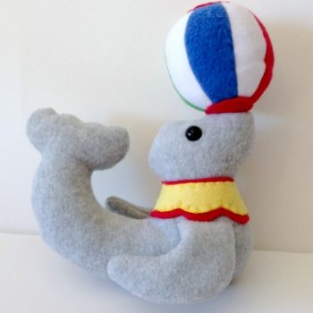 Circus Seal Softie