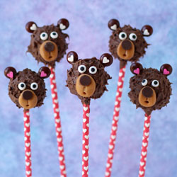 Teddy Bear Pops