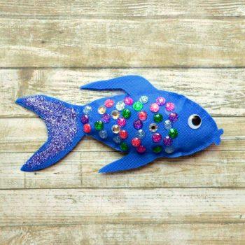Rainbow Fish Craft