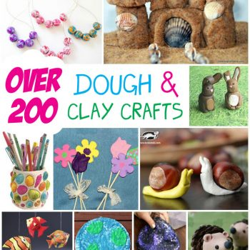 Over 200 Dough and Clay Crafts