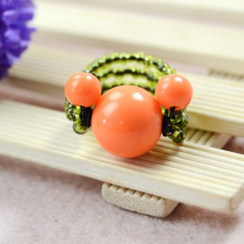 Wire Mickey Mouse Ring