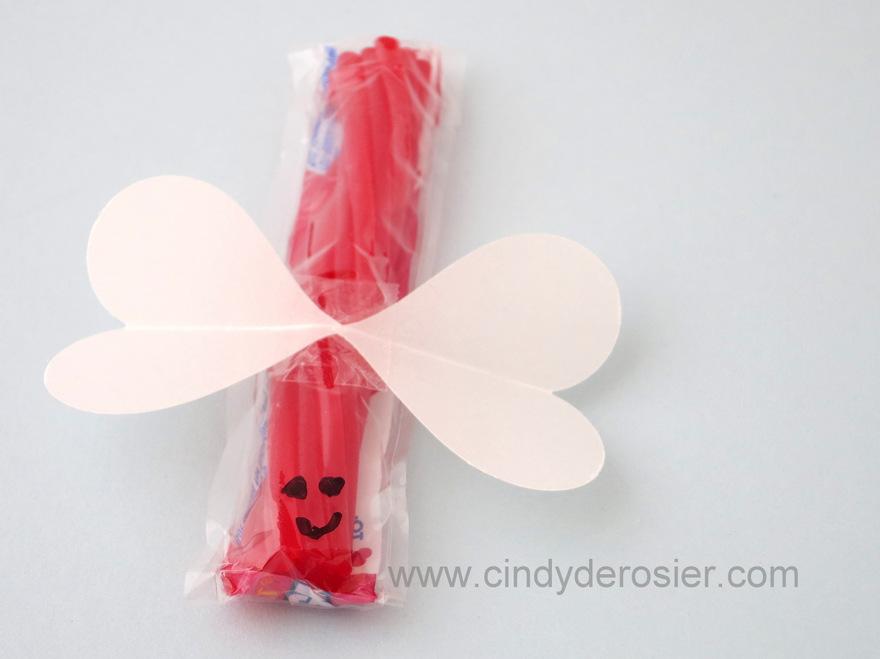 Dragonfly Valentines