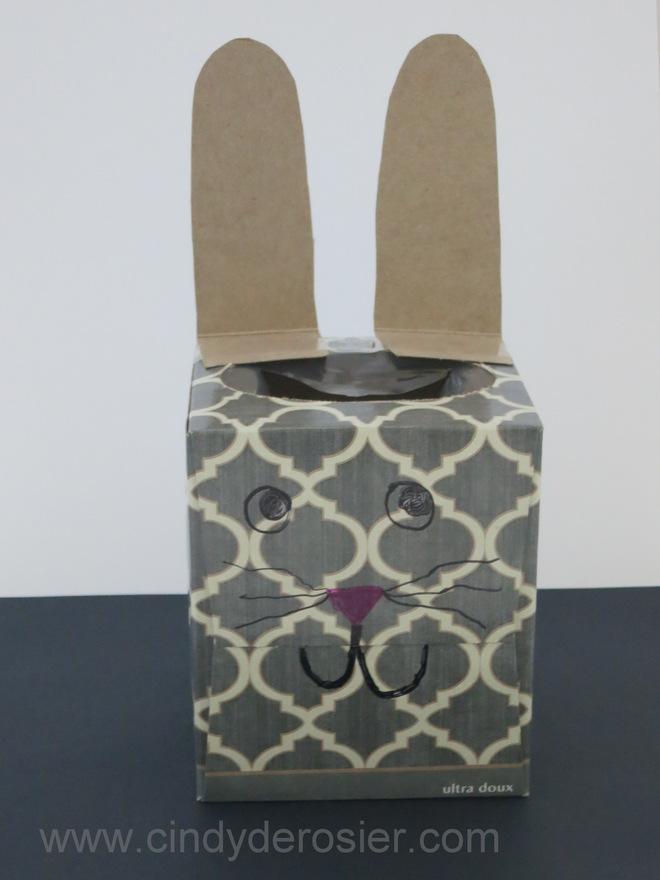 Kleenex Box Critters