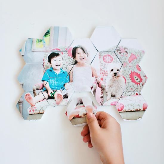 Tile Photo Puzzle