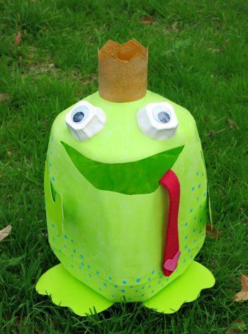 Frog Prince Valentine Holder