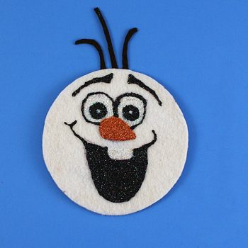 CD Olaf from Frozen