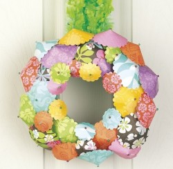 Umbrella Wreath