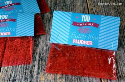 Valentine Flubber