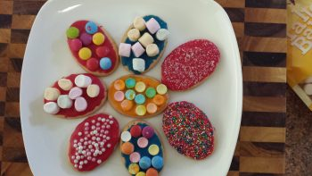 Easy Easter Cookies